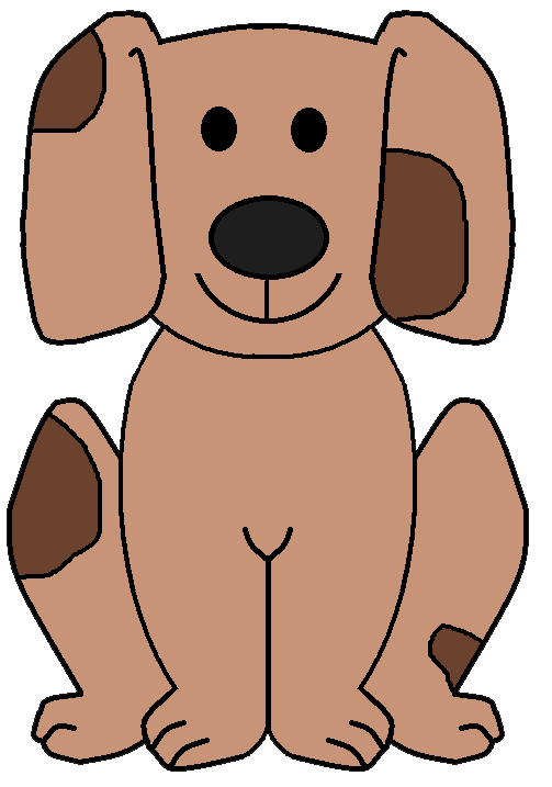 Dog sitting side view clipart png transparent library Dog Clip Ar | Free download best Dog Clip Ar on ClipArtMag.com png transparent library