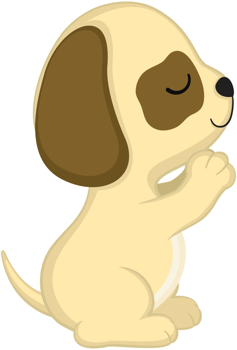 Angel dog clipart png free Minus - Say Hello! | апликации | Pinterest png free