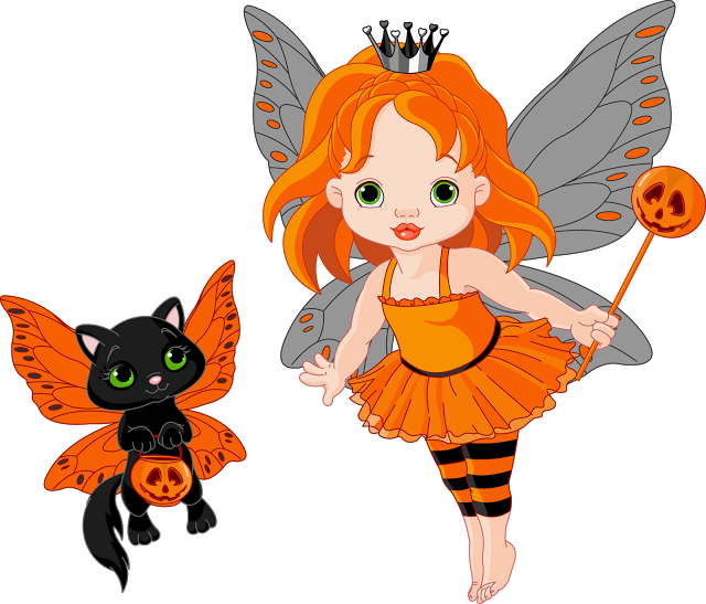 Angel halloween clipart graphic royalty free stock Halloween Fairy clipart gif graphics animated images for Kids ... graphic royalty free stock