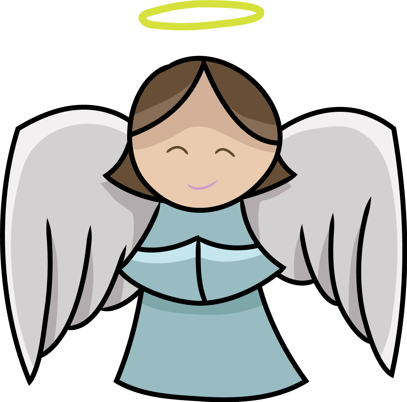 Angel of the lord clipart graphic Clipart Angel & Look At Clip Art Images - ClipartLook graphic