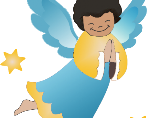 Angel hd clipart graphic transparent HD Angelic Cliparts - Religious Christmas Angel Clipart Transparent ... graphic transparent