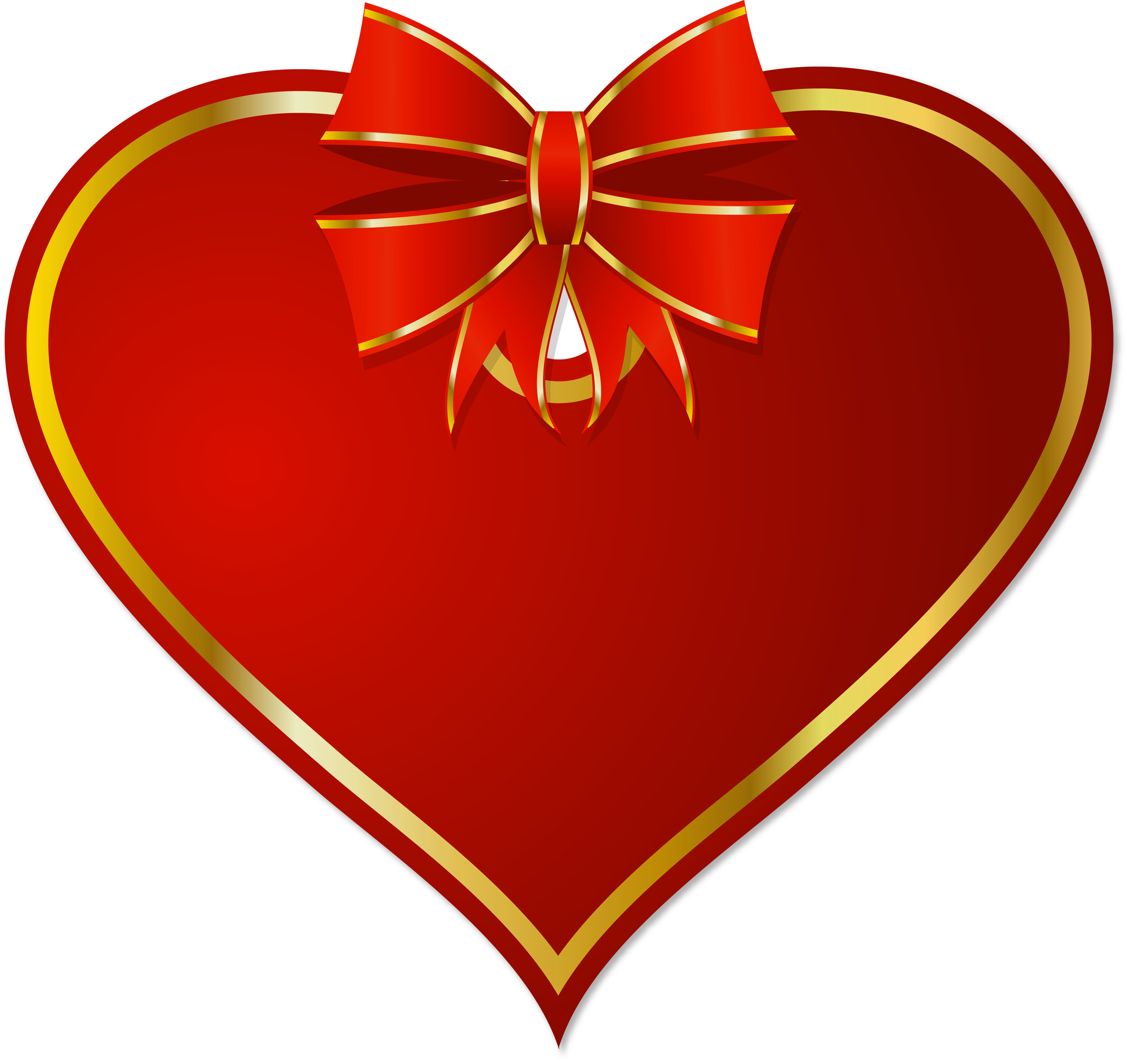 Christmas hearts clipart clipart library stock Christmas Heart Clipart Group (63+) clipart library stock