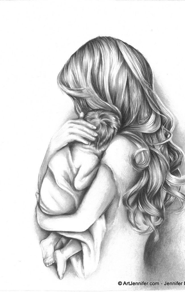 Angel moms clipart graphic stock Mother Angel Holding Child Tattoo Design photo - 2 | Tattoo ideas ... graphic stock