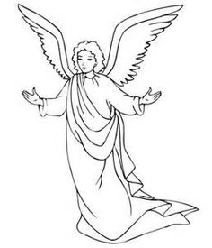 Angel of the lord clipart banner free Free Angel Gabriel Cliparts, Download Free Clip Art, Free Clip Art ... banner free