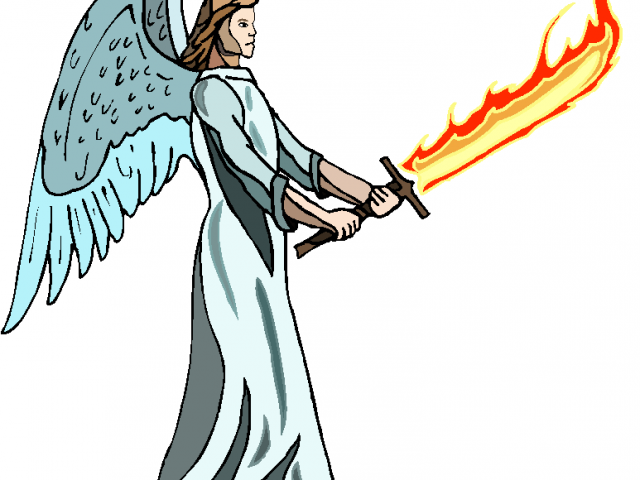 Angel of the lord clipart vector transparent library Free Angel Warrior Clipart, Download Free Clip Art on Owips.com vector transparent library