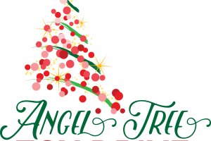 Angel on a tree clipart graphic black and white Angel tree clipart 2 » Clipart Station graphic black and white