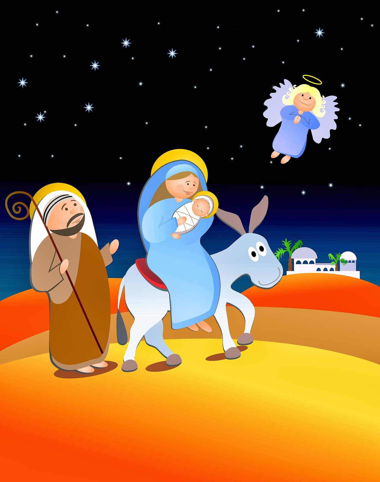 Angel visits mary clipart picture transparent Free Gabriel Cliparts, Download Free Clip Art, Free Clip Art on ... picture transparent