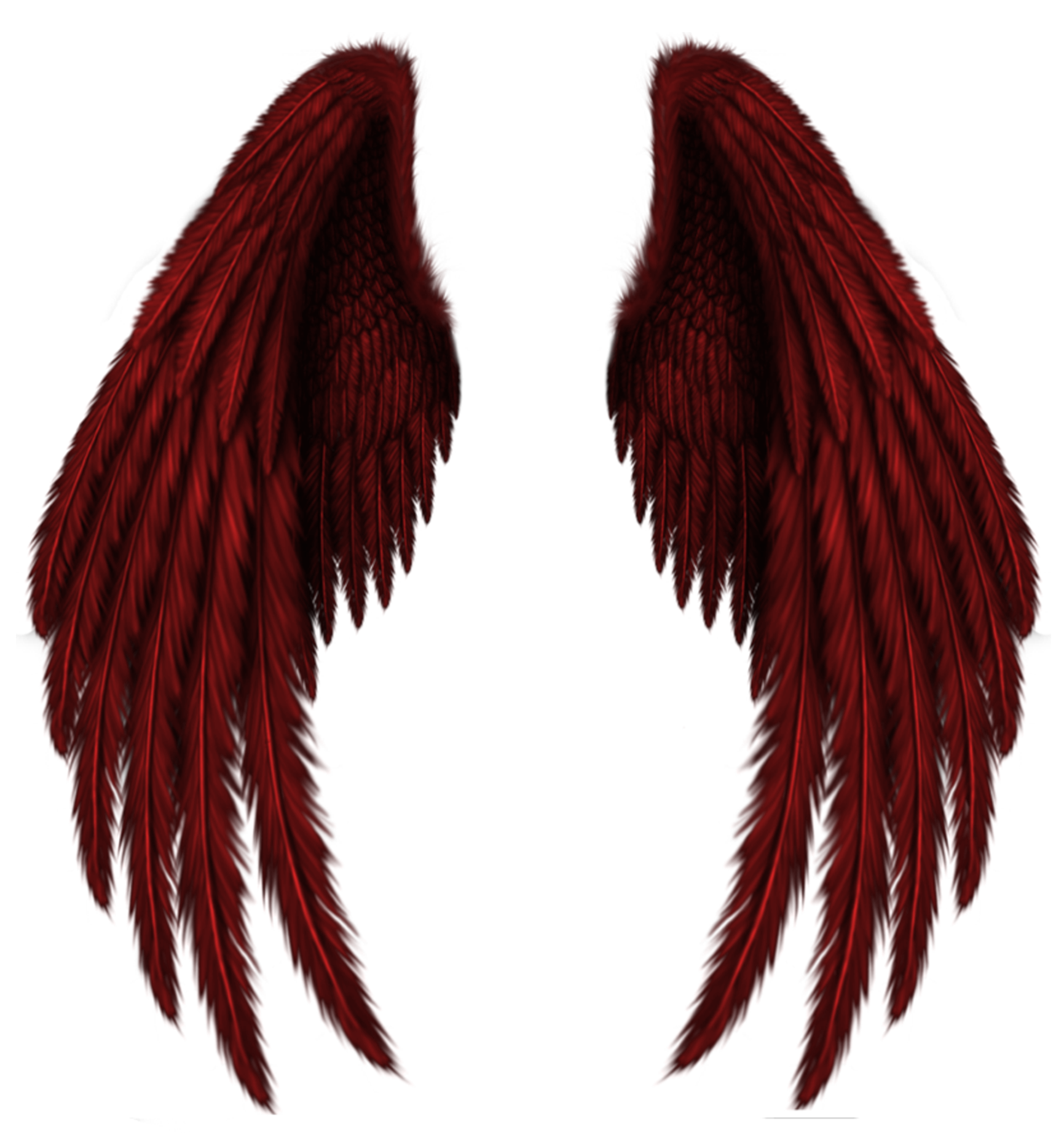 Angel wings and cross clipart clipart royalty free stock Transparent Red Wings PNG Clipart Picture | Artistically and ... clipart royalty free stock
