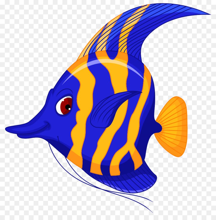 Angelfish clipart sillhoutte clip library library Free Angel Fish Silhouette, Download Free Clip Art, Free Clip Art on ... clip library library