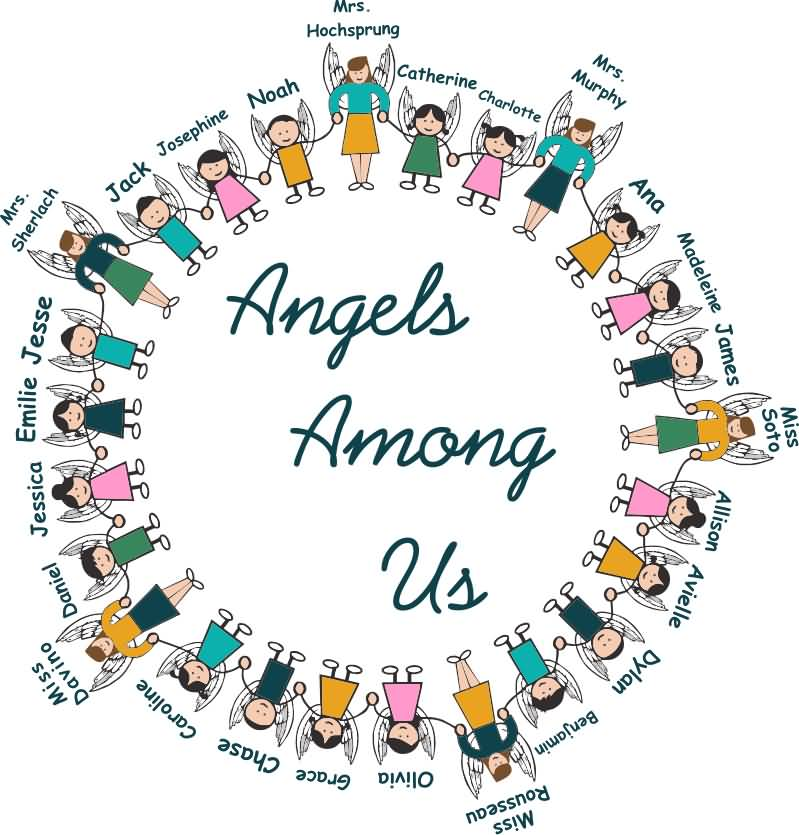 Angels among us clipart png black and white download 50+ Best Pictures And Photos Of Angels png black and white download