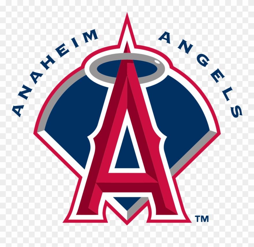 Angels baseball logo clipart svg transparent Major League Baseball Clipart Anaheim Angels - Anaheim Angels Logo ... svg transparent