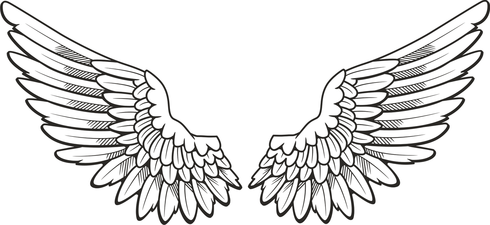 Angel wings clipart images clipart transparent library Free Wings Cliparts, Download Free Clip Art, Free Clip Art on ... clipart transparent library