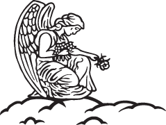 Angels for headstones clipart jpg free stock All Saints Day Clip Art | Headstone Clip Art Examples of angels ... jpg free stock