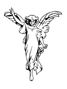Angels for headstones clipart png black and white stock 70 Best Angel Headstone Designs images in 2018 | Design, Funeral ... png black and white stock
