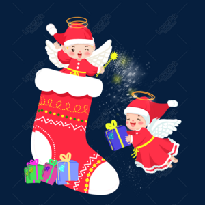 Angels giving gifts clipart image transparent angel giving gifts images_45077 angel giving gifts pictures free ... image transparent