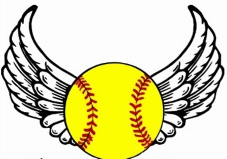 Angels in the outfield clipart jpg black and white stock Coed Softball Clipart jpg black and white stock