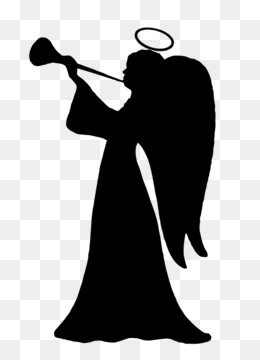 Angels playing instruments silochette clipart clip art transparent download Free download Woman Cartoon png. clip art transparent download