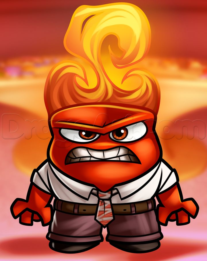 Anger inside out clipart picture free download 17 Best images about Divertida Mente on Pinterest | Disney, Disney ... picture free download