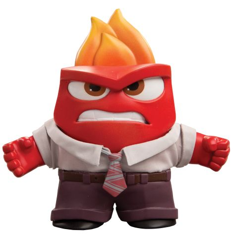 Anger inside out clipart picture freeuse stock Inside Out Toys - Tomy - Anger | Pixar | Pinterest | The o'jays ... picture freeuse stock