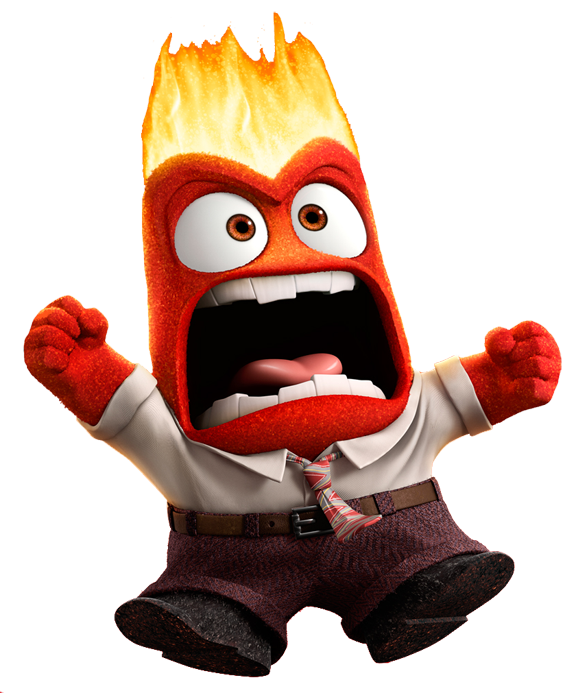 Angry inside out clipart banner royalty free stock Anger inside out clipart - ClipartFest banner royalty free stock