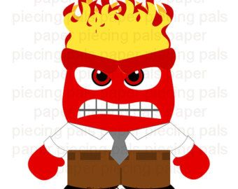 Anger inside out clipart svg download 17 Best images about Inside out on Pinterest | Disney, Disney ... svg download