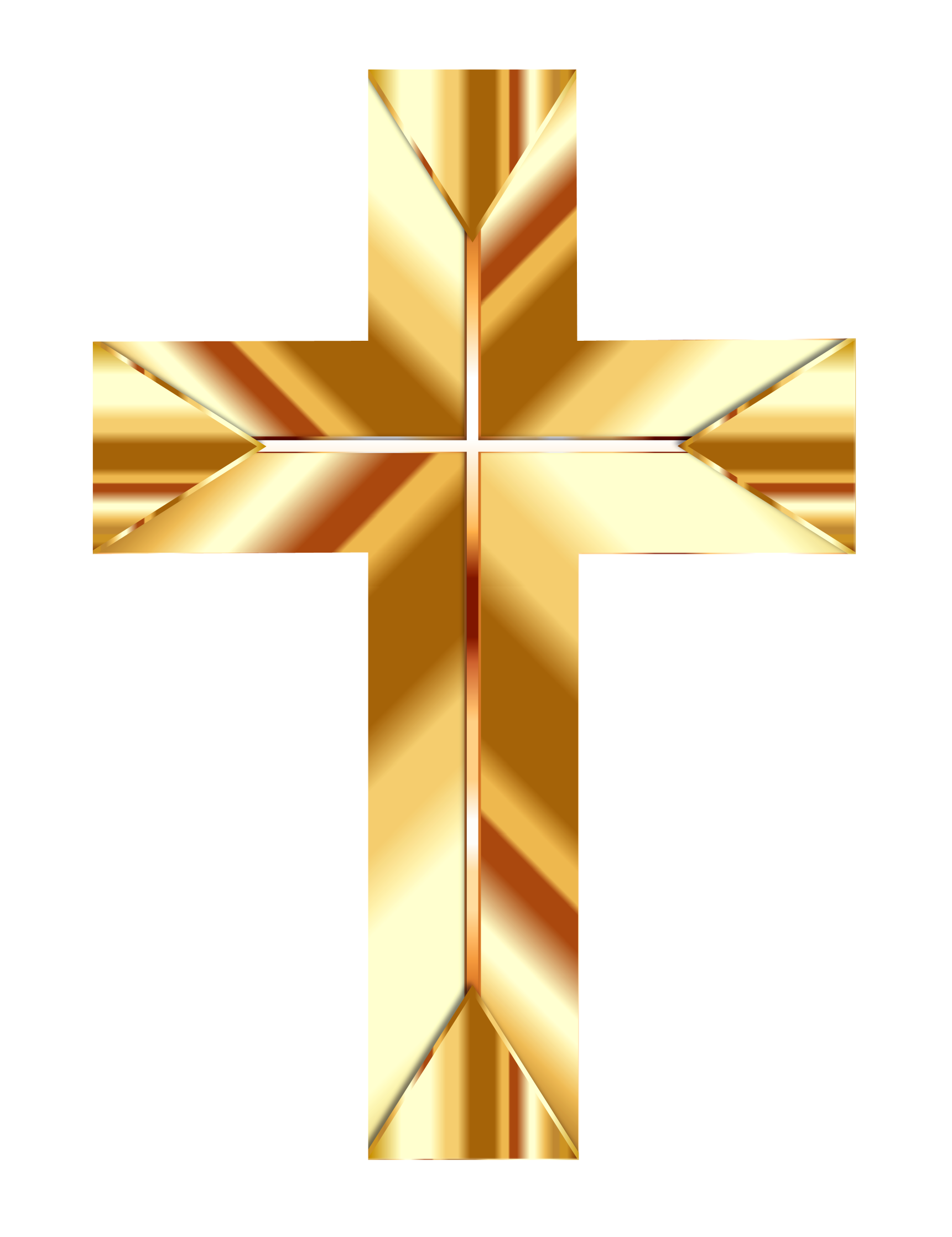 Gold cross clipart free jpg transparent library Christian cross PNG images free download jpg transparent library