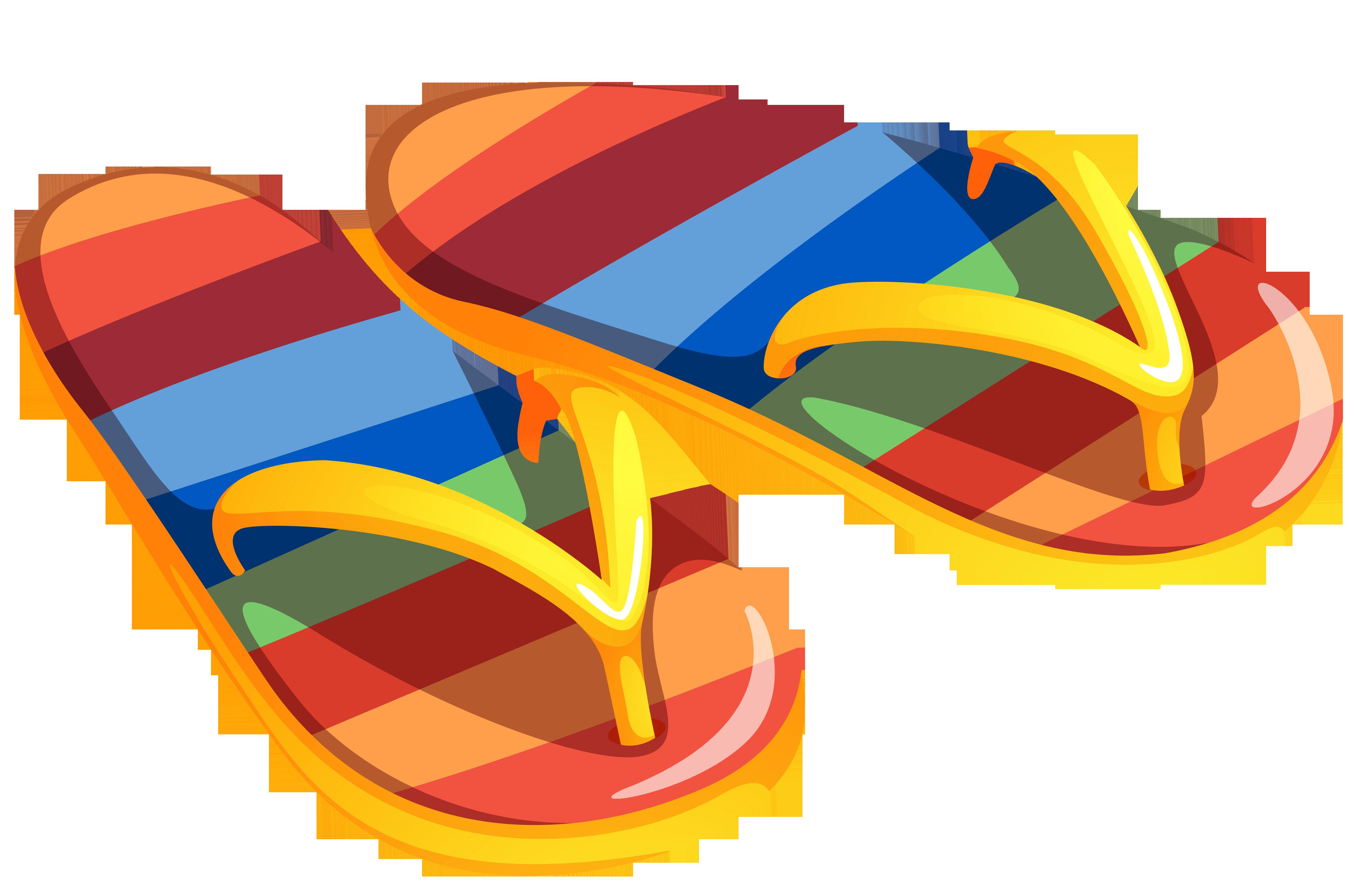 Transparent background clip art flip flop clipart picture free stock Flip-flops Clip art - Vacation Background Cliparts png download ... picture free stock