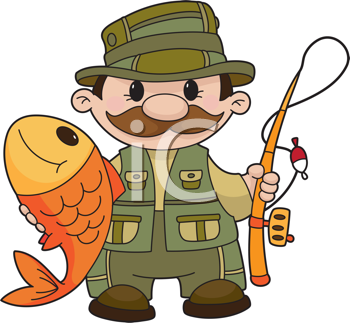 Angler clipart vector transparent Angler clipart images and royalty-free illustrations | iCLIPART.com vector transparent