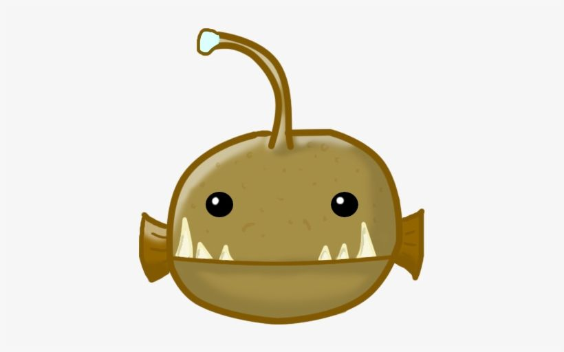 Angler clipart vector transparent stock Image result for anglerfish clipart | Mi403 reference | Angler fish ... vector transparent stock