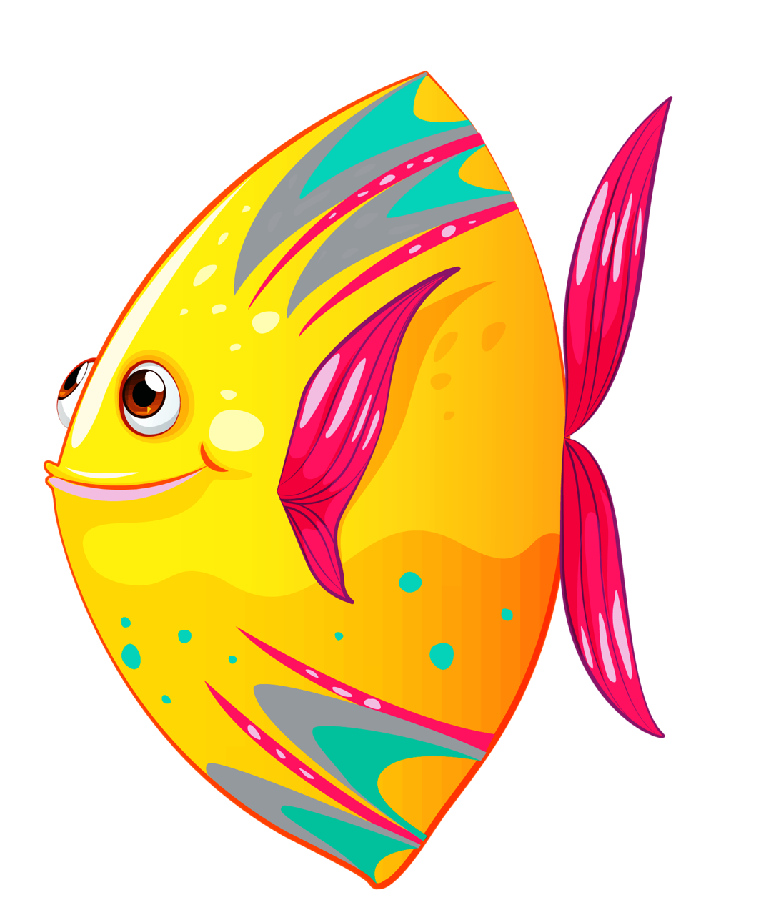 Fish splash clipart vector stock 31.png | Fish, Clip art and Vbs 2016 vector stock