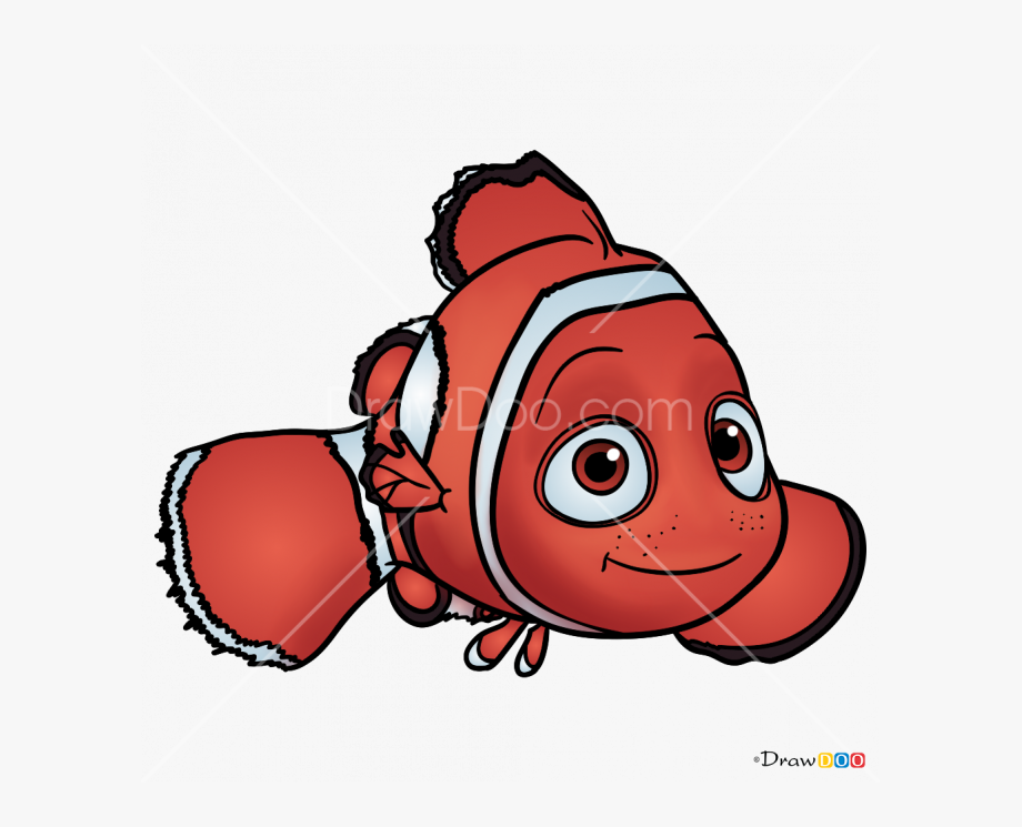 Angler fish cliparts nemo vector library download Drawing Nemo Fish Transparent Png Clipart Free Download - Nemo And ... vector library download
