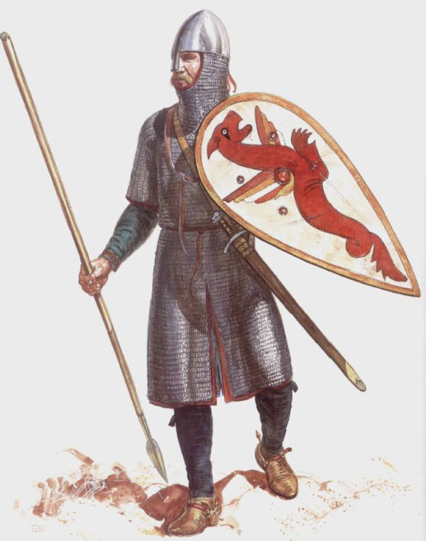Anglo saxon warrior clipart png royalty free stock 10 Things You Should Know About The Anglo-Saxons And Their Warriors png royalty free stock