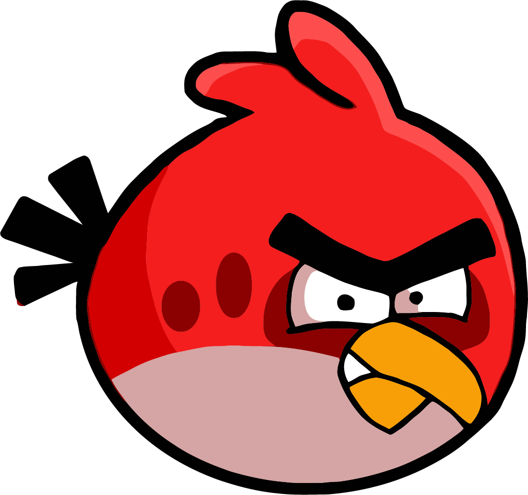 Angry apple clipart vector free library Very Angry Birds Png Clipart | Clipartly.com vector free library