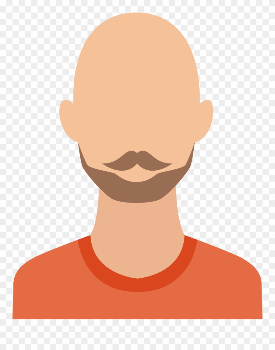 Angry bald guy clipart picture library stock Angry Bald Man - Hair Loss Clipart (#3207193) - PinClipart picture library stock