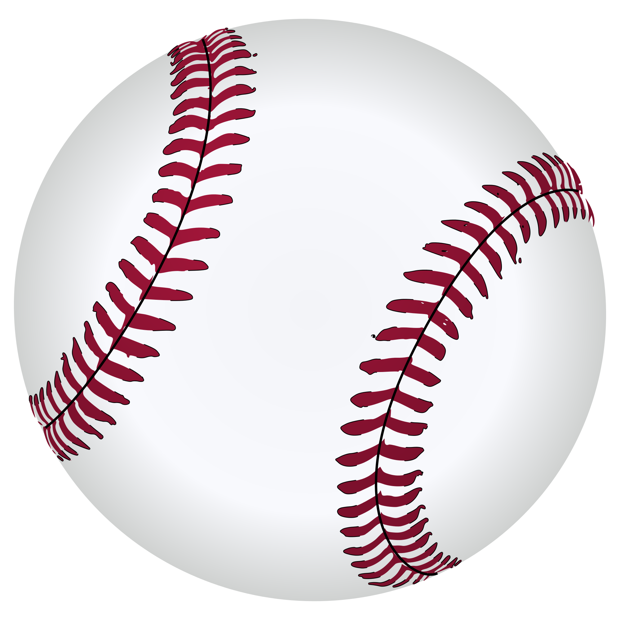 Baseball seams clipart picture free download Baseball Ball Drawing at GetDrawings.com | Free for personal use ... picture free download