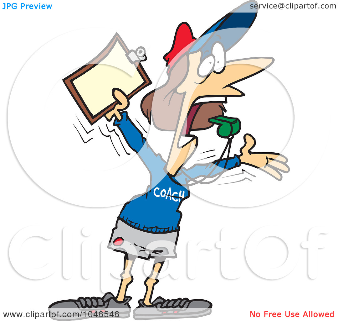 Angry basketball coach clipart vector library stock Coach Clipart | Free download best Coach Clipart on ClipArtMag.com vector library stock