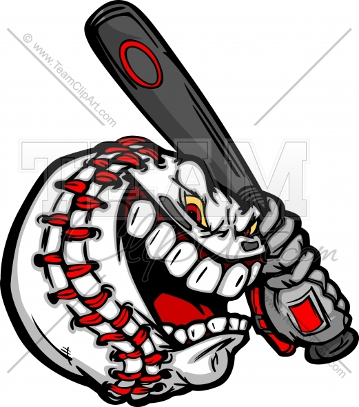 Baseball bat clipart for shirts