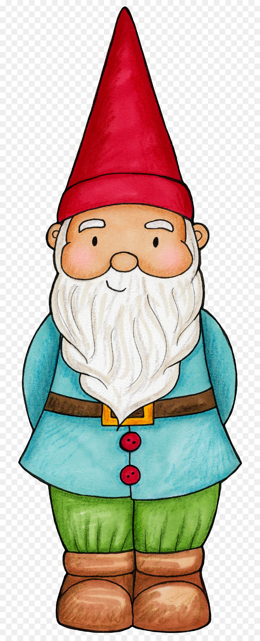 Angry bearded garden gnome clipart black and white png free library Gnome clipart vector, Gnome vector Transparent FREE for download on ... png free library