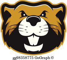Angry beaver clipart clip freeuse stock Angry beaver clipart » Clipart Portal clip freeuse stock