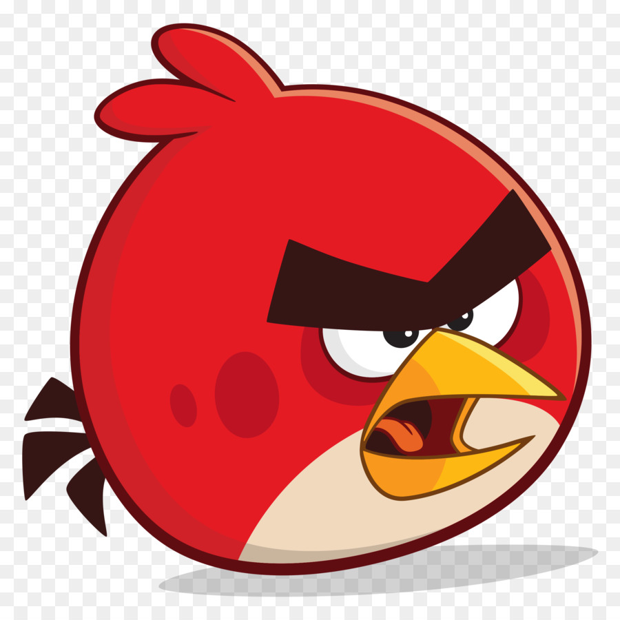 Angry birds 2 clipart image freeuse library Angry Birds Star Wars clipart - Red, Fruit, Food, transparent clip art image freeuse library