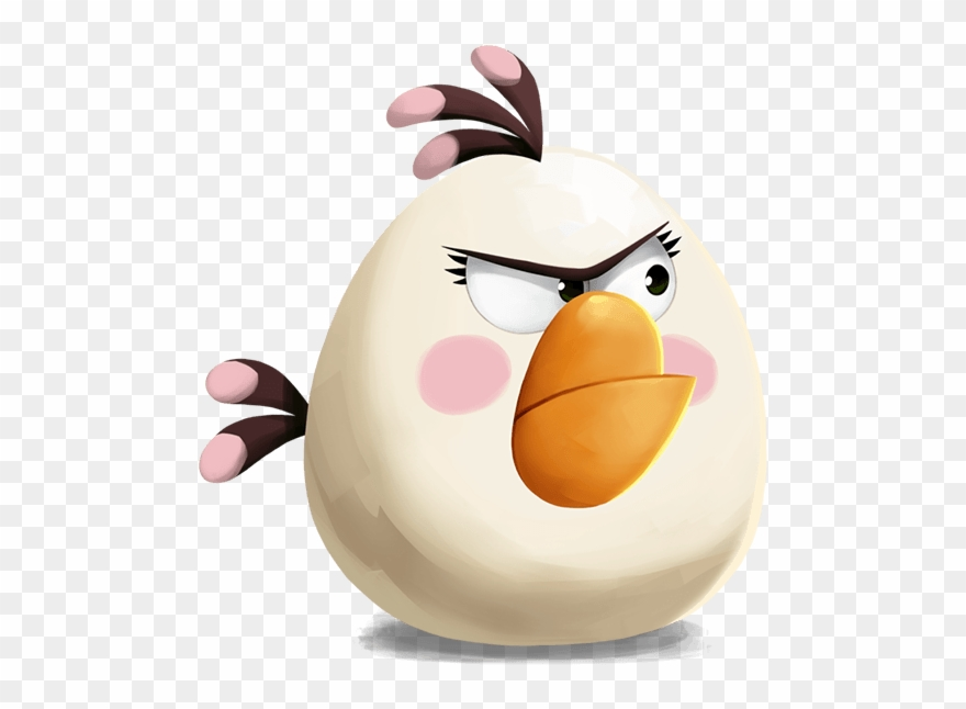 Angry birds 2 clipart picture library download Angry Birds - Angry Birds 2 Matilda Clipart (#717032) - PinClipart picture library download