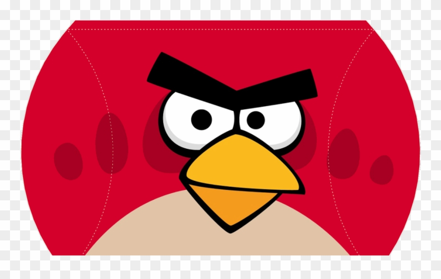 Angry birds face clipart png library library Angry Birds Go Face Clipart (#3695772) - PinClipart png library library