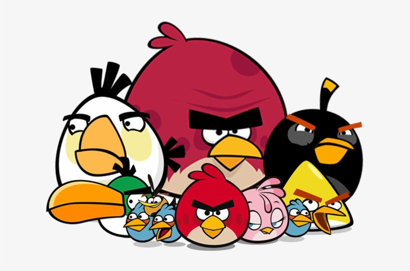 Angry bride clipart vector Angry Birds Drawing | Free download best Angry Birds Drawing on ... vector
