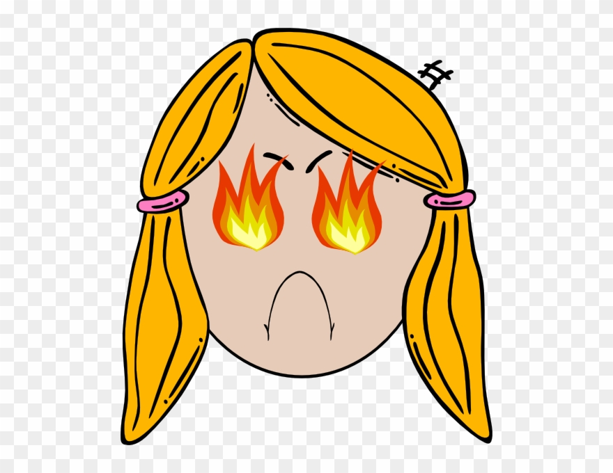 Angry cartoon faces clipart clip free download Mean Faces Clip Art - Angry Woman Face Cartoon - Png Download ... clip free download