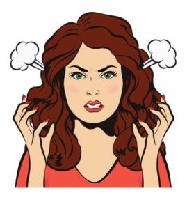 Angry customer clipart clipart freeuse library Can I Speak With a Manager?\