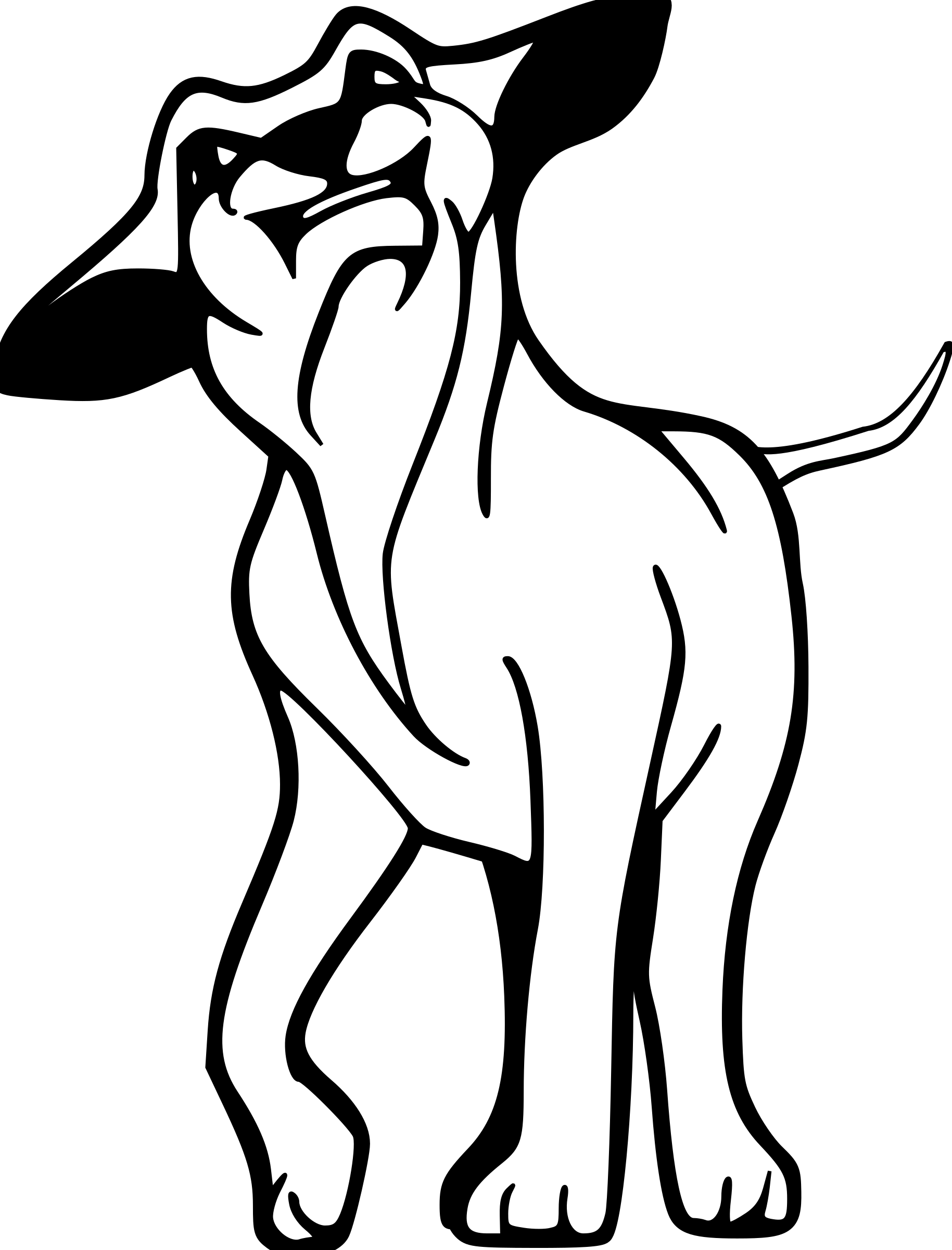 Angry dog clipart svg transparent stock Clipart - angry dog 2 svg transparent stock