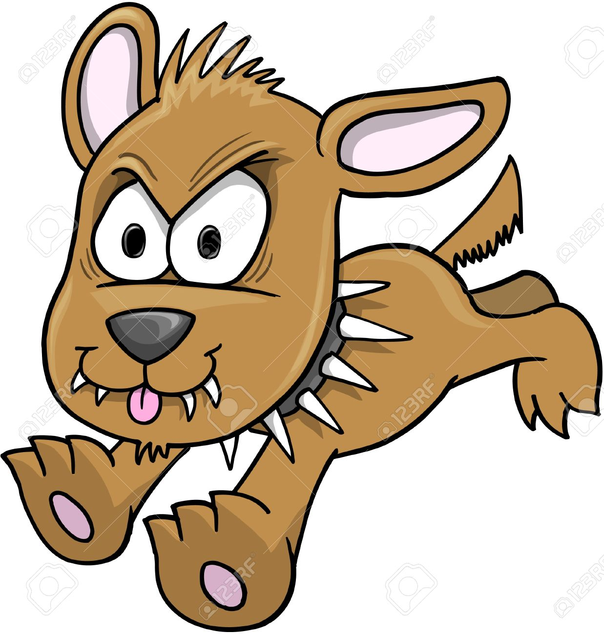 Angry dog pictures clipart clipart transparent library Mean Dog Cartoon Clipart | Free download best Mean Dog Cartoon ... clipart transparent library