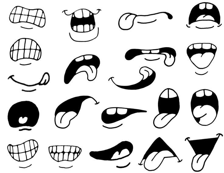 Free clipart birthday backpages banner freeuse download Cartoon Eyes And Mouth Clipart #1 | Images in 2019 | Drawings ... banner freeuse download