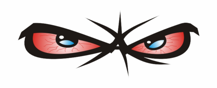 Angry eyes images clipart clipart freeuse download Angry Eyes Transparent - Angry Red Cartoon Eyes Free PNG Images ... clipart freeuse download