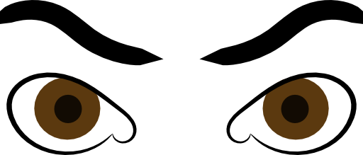Angry eyes images clipart stock Angry Eyes Clipart I2Clipart Royalty Free Public - Free Clipart stock